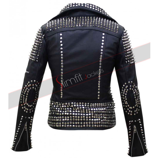 Britney Spears Till the World Ends Leather Jacket