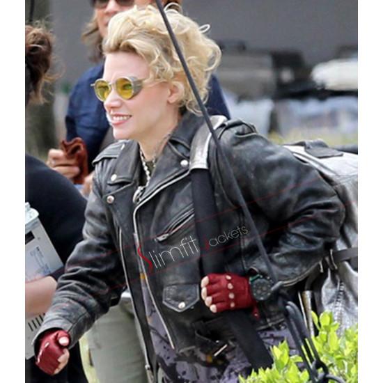 Jillian Holtzmann Ghostbusters Distressed Jacket
