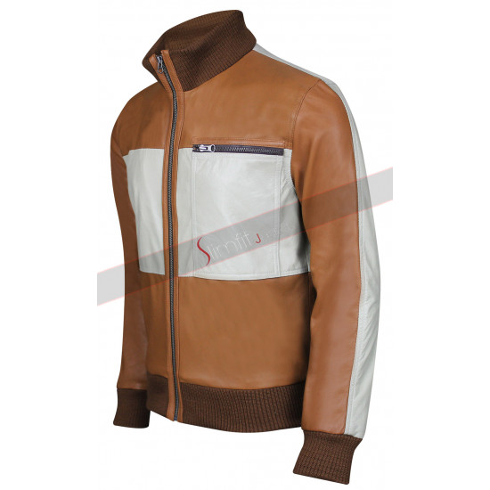 Mr.Chow Hangover Ken Jeong Leather Jacket