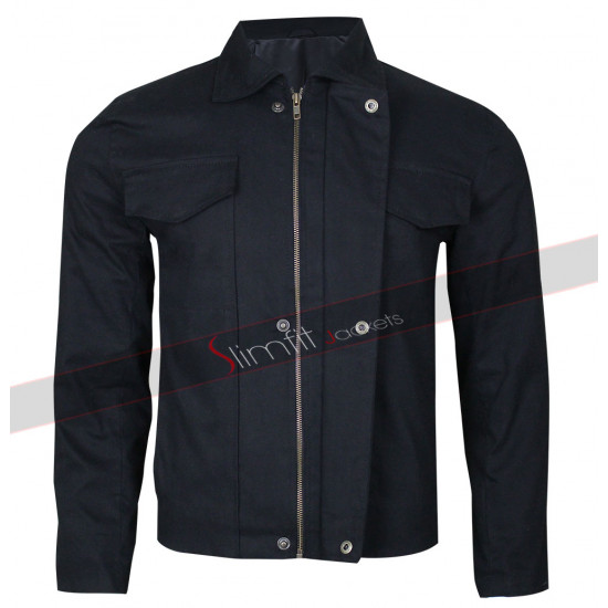 Manchester by the Sea Casey Affleck Black Jacket