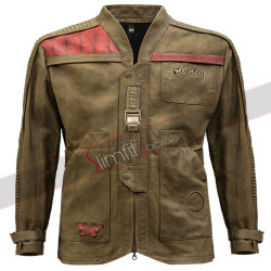 Star Wars Force Awakens Matchless Finn Women Jacket
