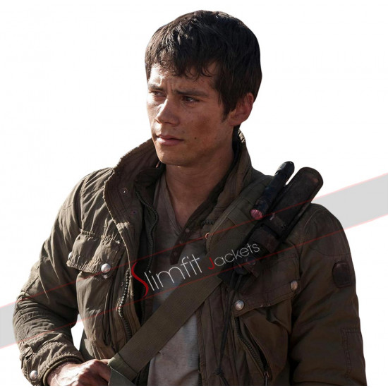 Maze Runner The Death Cure Dylan O'Brien Thomas Jacket