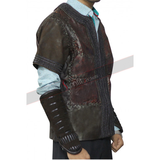 Anduin Lothar Warcraft Travis Fimmel Jacket