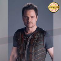 Dark Matter Anthony Lemke Leather Vest