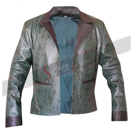 Batman Arkham City Riddler Jacket