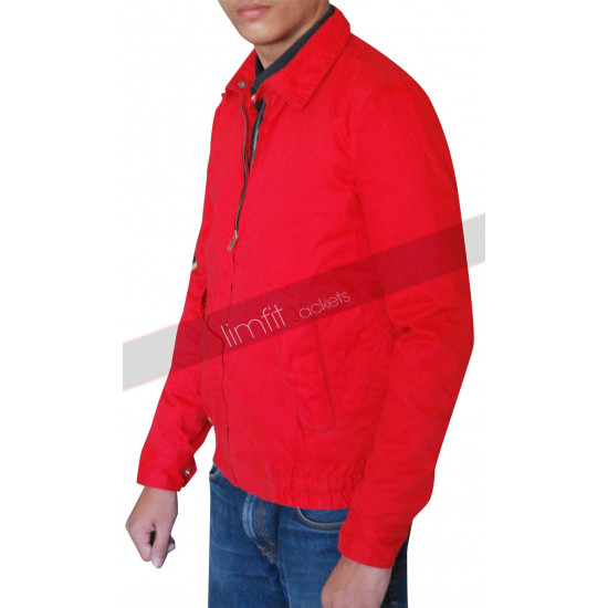 Jim Stark (James Dean) Red Jacket from Rebel without a Cause
