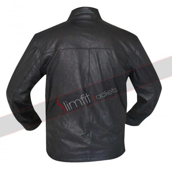 Mission Impossible 5 2015 Tom Cruise Black Jacket