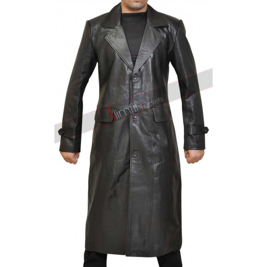 Superman Smallville Clark Kent (Tom Welling) Trench Coat