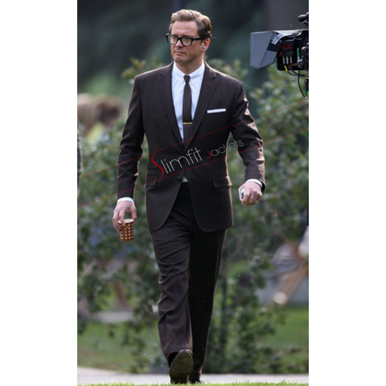 Colin Firth A Single Man Tom Ford Suit