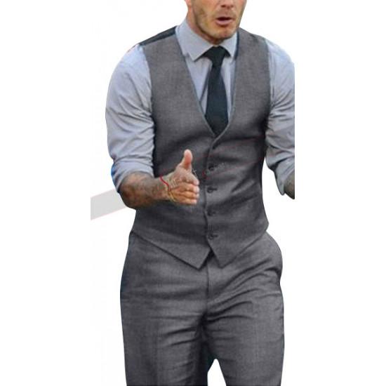 David Beckham Waistcoat pants