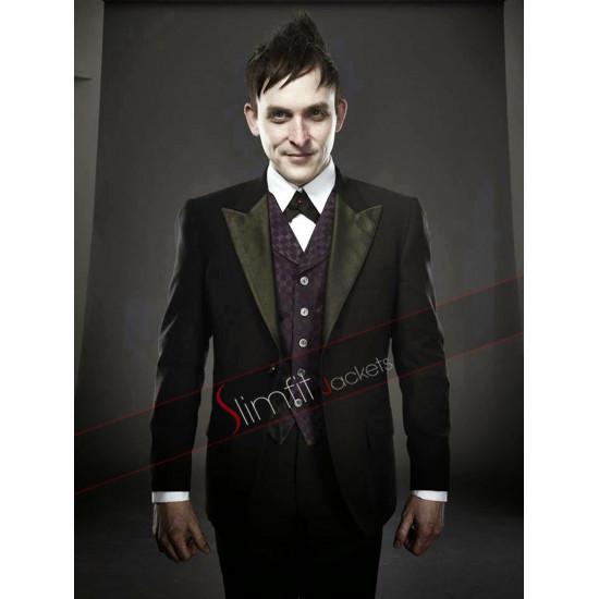Gotham Robin Taylor (Penguin) Black Suit
