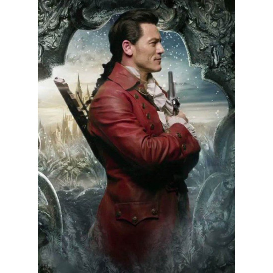 Beauty And The Beast Luke Evans (Gaston) Coat