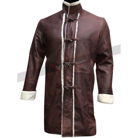 Knights of the Roundtable King Arthur Trench Coat