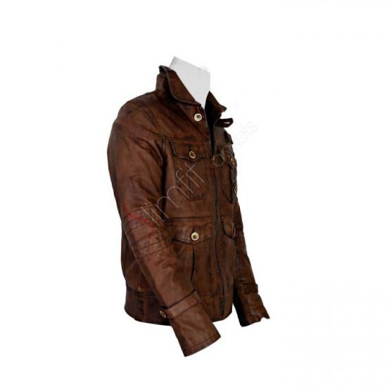 Expendables 2 Jason Statham (Lee Christmas) Jacket