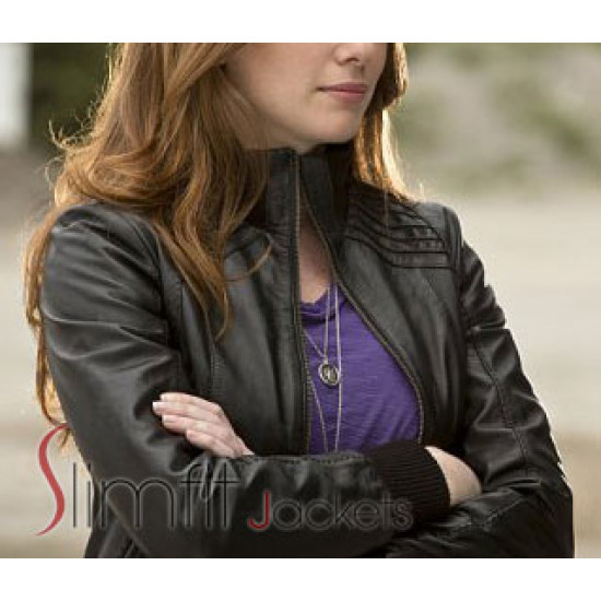 Flash Kelly Frye (Bette Sans Souci) Black Jacket
