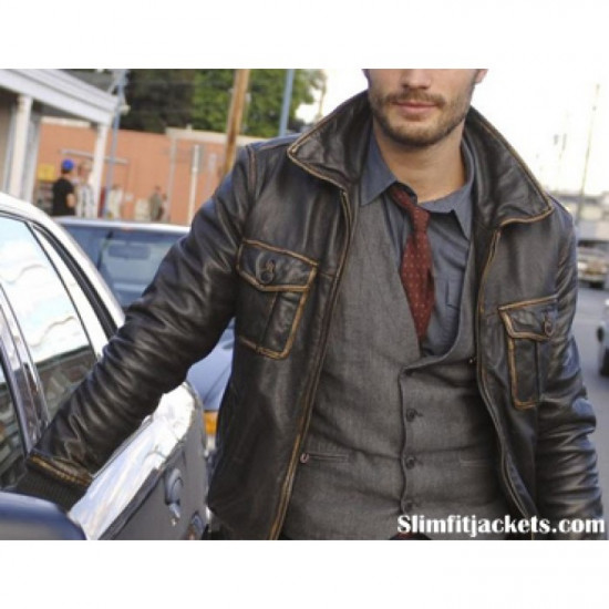 Jamie Dornan (Sheriff Graham) Jacket From Once Upon A Time