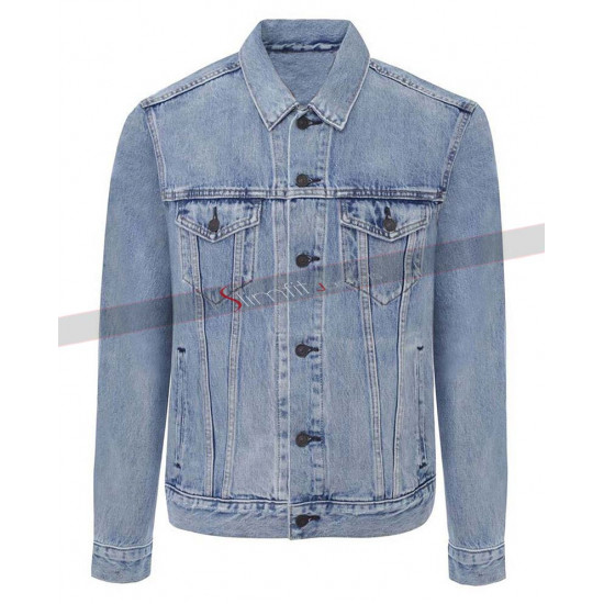 Dj Snake Pardon My French Denim Jacket