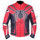 Avengers Infinity War Spiderman Costume Leather Jacket