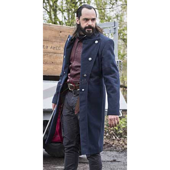 Legends of Tomorrow Vandal Savage Trench Coat