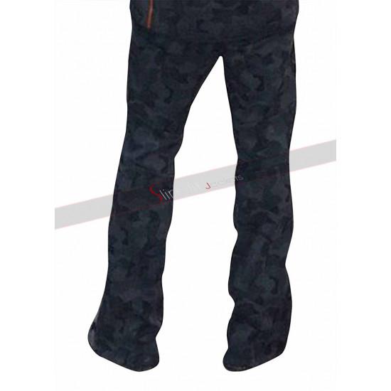 Avengers Infinity War Tony Stark Iron Man Camouflage Hoodie Jacket