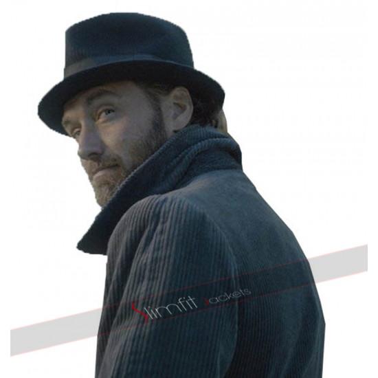 Albus Dumbledore Fantastic Beasts The Crimes Of Grindelwald Coat