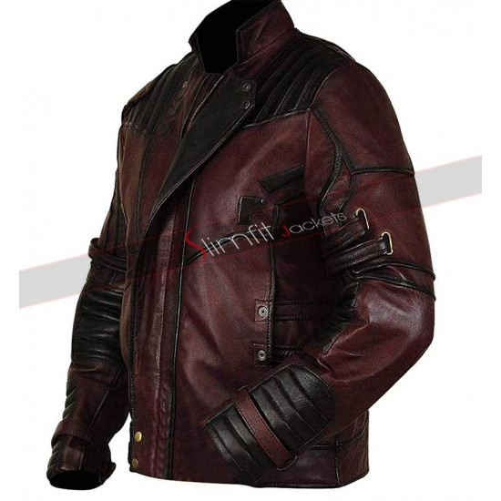 Chris Pratt Star Lord Avengers Infinity War Costume