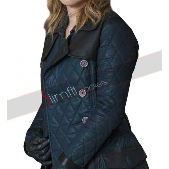 Erin Lindsay Chicago P.d Blue Jacket