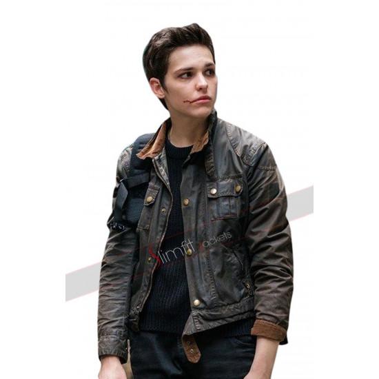 Baldwin Counterpart Sara Serraiocco Leather Jacket