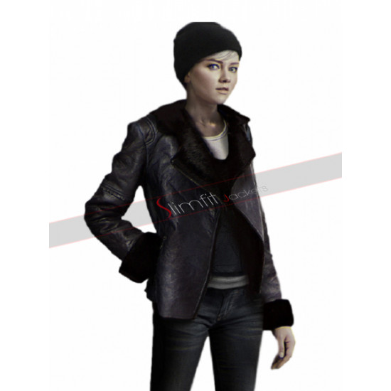 Game Detroit Become Human Kara Jacket
