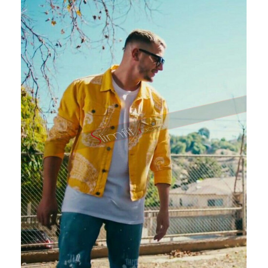 DJ Snake A Different Way Yellow Jacket