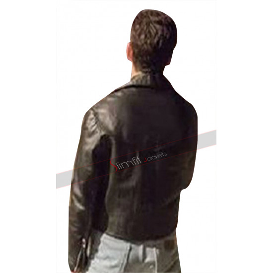 Bohemian Rhapsody Freddie Mercury Rami Malek Leather Jacket