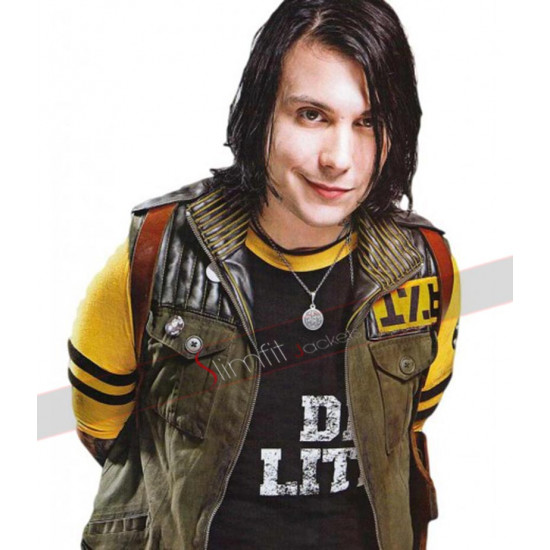 Ray Toro Fun Ghoul My Chemical Romance Vest
