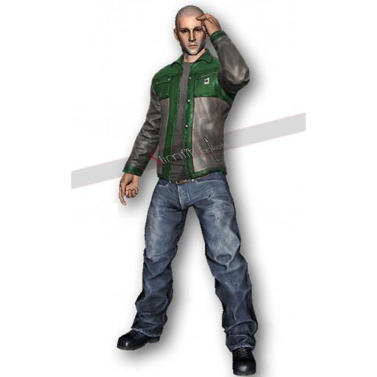 H1z1 Skin JoshOG Game Leather Jacket