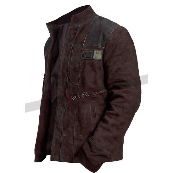 A Star Wars Story Han Solo Alden Ehrenreich Jacket