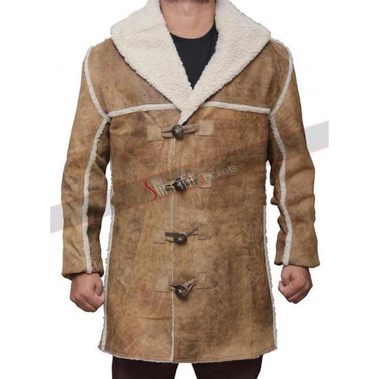 Anson Mount Hell On Wheels Cullen Bohannon Shearling Coat