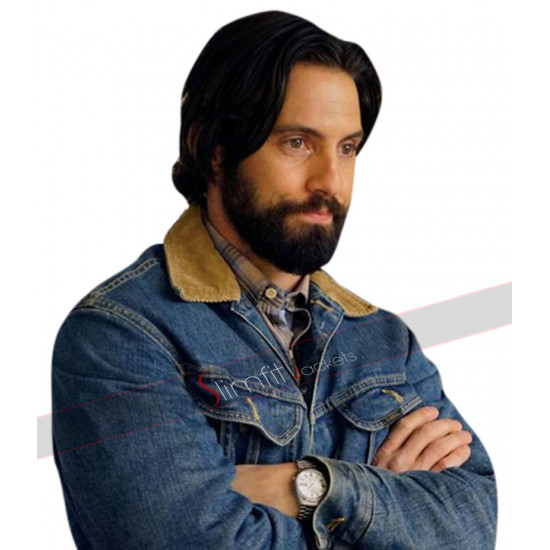 Milo Ventimiglia This Is Us Jack Pearson Jacket