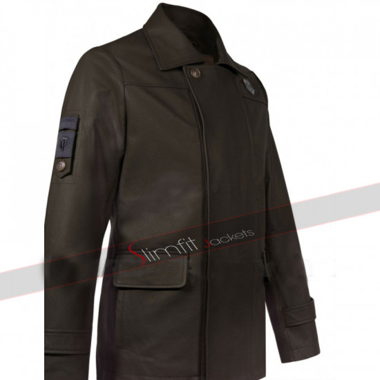 World Of Tanks Tanks Commander (Game) Leather Jacket