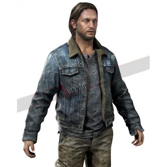 The Last Of Us Part II Joel (Troy Baker) Denim Jacket