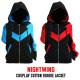 Nightwing Batman Cosplay Cotton Costume Hoodie Jacket