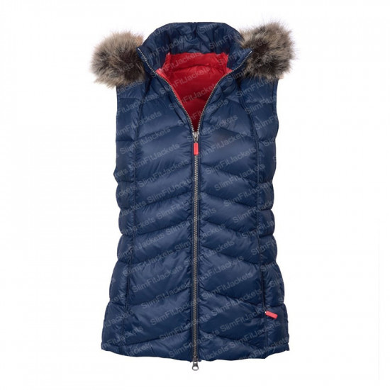 Barbour Bernera Gilet Bomber Men Women Hoodie Vest