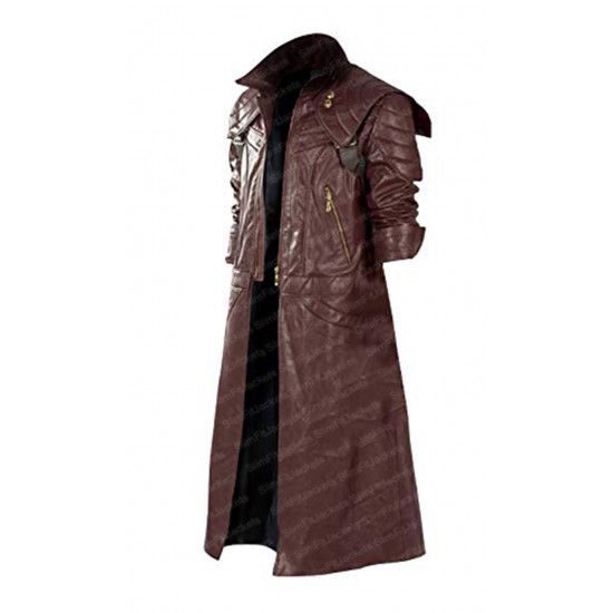 Devil May Cry V Dante Aged Cosplay Costume