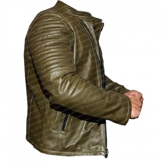 Avengers Endgame I Am Groot Leather Jacket