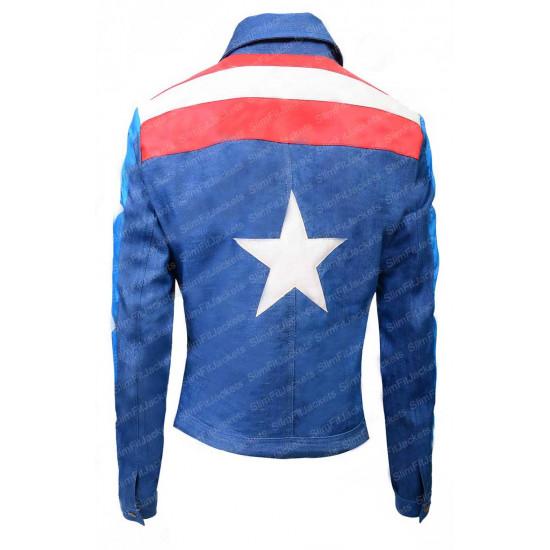 Miss America Young Avengers Denim Jacket