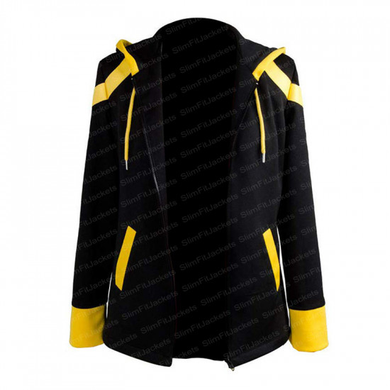 Mystic Messenger 707 Saeyoung Choi Cotton Hoodie Jacket