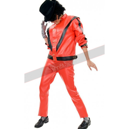 Thriller Michael Jackson Leather pants