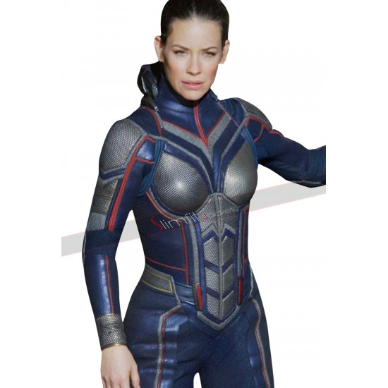 Ant-Man and the Wasp Evangeline Lilly Costume Jacket