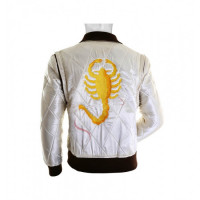 Enjoy 2015 New Year With Drive Scorpion Jacket