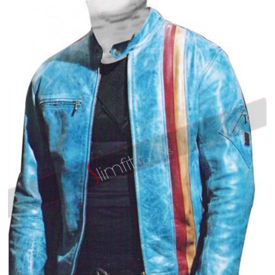 Blade: Trinity Ryan (Hannibal King) Reynolds Leather Jacket