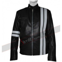 Replica Driver San Francisco John Tanner Leather Jacket
