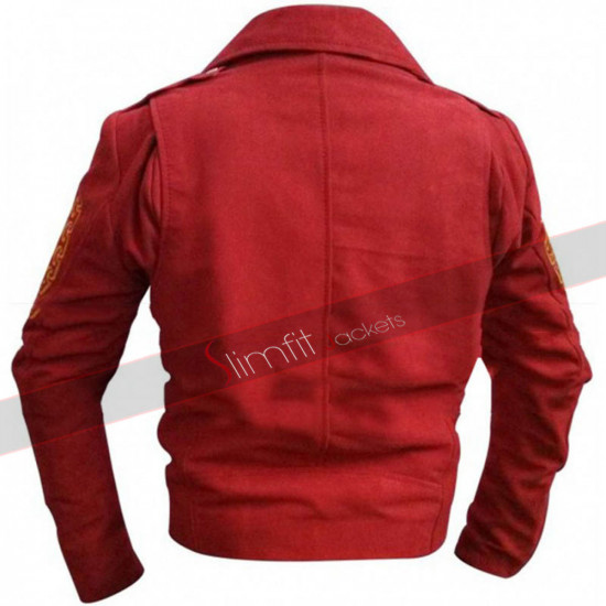 Once Upon A Time in Mexico Enrique Iglesias (Lorenzo) Jacket